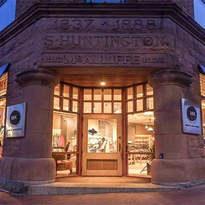 Storefront image of MK Clothing